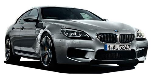 BMW M6 Model Image