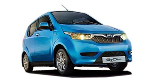Mahindra e2o Plus Model Image