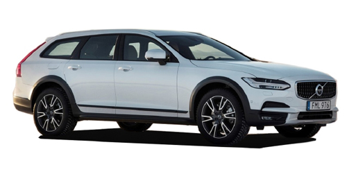 Volvo V90 Cross Country Boot Space Capacity
