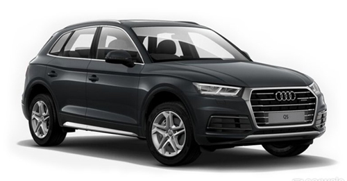 Compare Audi Q5 Kerb Weight with similar cars