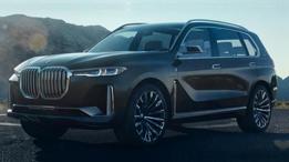 BMW X7 Model Image
