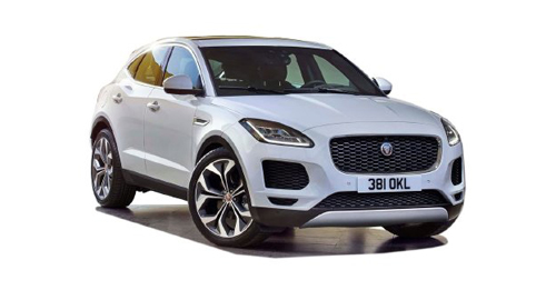 Jaguar E-Pace Model Image