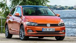 Volkswagen New Polo  Model Image