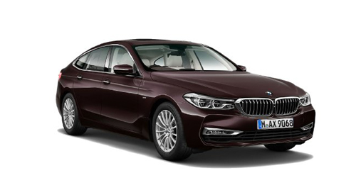 BMW 6 Series GT Model Image