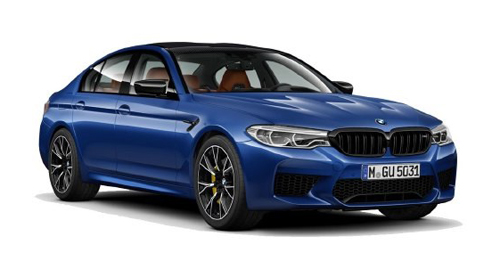 BMW M5 Model Image
