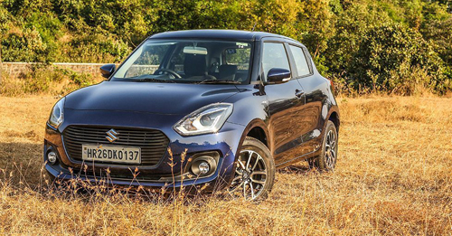 Maruti Suzuki Swift [2018-2020] Model Image