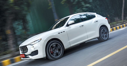 Maserati Levante specifications & features