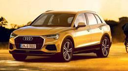 Audi New Q3 Model Image