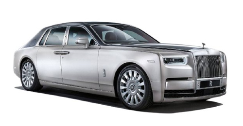 Rolls-Royce Phantom VIII On Road Price in New Delhi