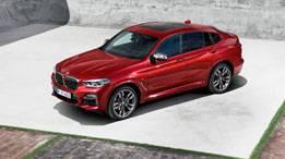 BMW X4 Model Image