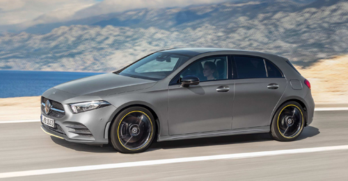 Mercedes-Benz New A-Class Model Image