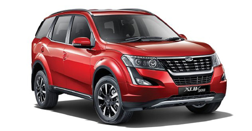 Mahindra XUV500 On Road Price in Noida