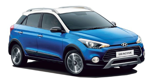 Hyundai i20 Active specifications & features