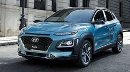 Hyundai Kona Model Image