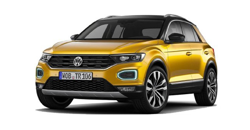 Volkswagen T-Cross Model Image