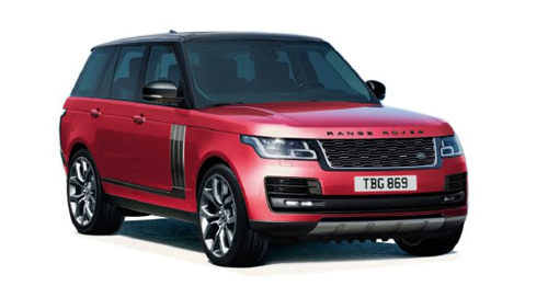 Land Rover Range Rover specifications & features