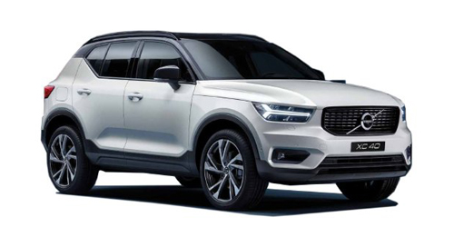 Volvo XC40 On Road Price in Ahmedabad