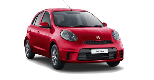 Nissan Micra Active 2018 On Road Price in Faridabad