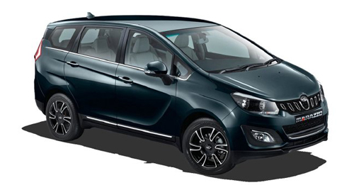 Compare Mahindra Marazzo Kerb Weight with similar cars