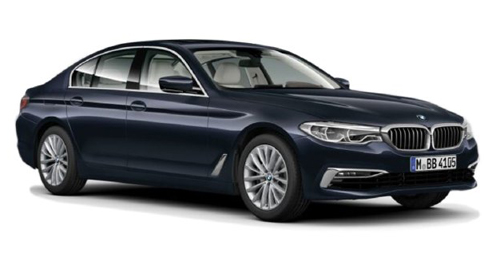 Compare BMW 5 Series Kerb Weight with similar cars