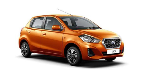 Datsun Go 2018 On Road Price in New Delhi