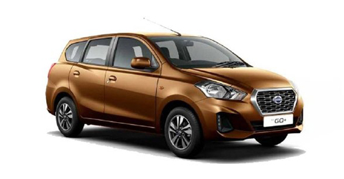 Compare Datsun Go + Kerb Weight with similar cars