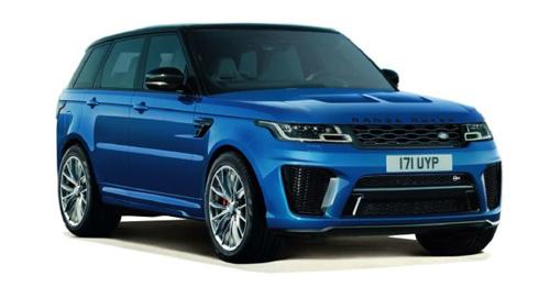 Land Rover Range Rover Sport Fuel Tank Capacity