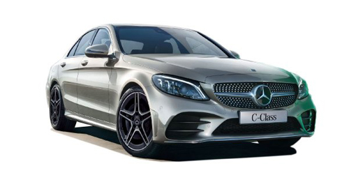 Compare Mercedes-Benz C-Class Kerb Weight with similar cars