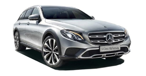 Mercedes-Benz E-Class All Terrain Model Image