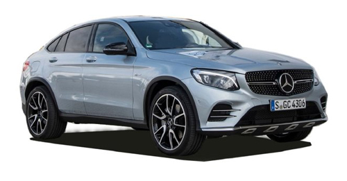 Mercedes-Benz GLC Coupe Model Image