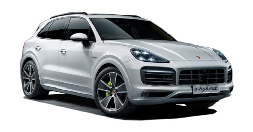 Porsche Cayenne Turbo Price in India