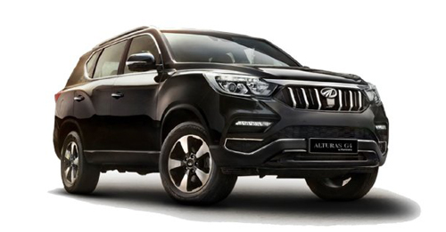 Mahindra Alturas G4 specifications & features