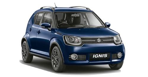 Maruti Suzuki Ignis 2019