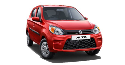 Maruti Suzuki Alto specifications & features