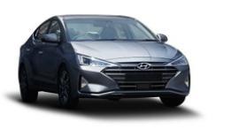 Hyundai Elantra Facelift Model Image