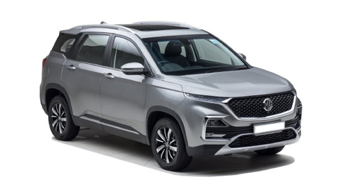 MG Hector Colours