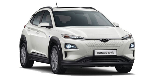 Hyundai Kona Electric Model Image