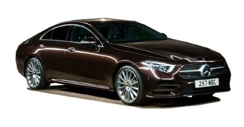 Mercedes-Benz CLS Model Image