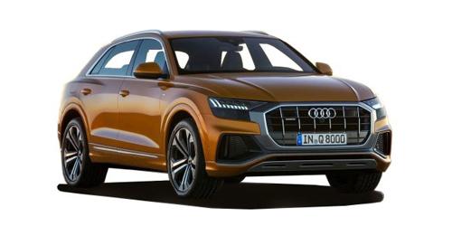 Audi Q8 Model Image