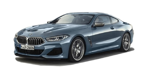 BMW 8-Series Model Image
