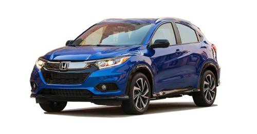 Honda HR-V Model Image