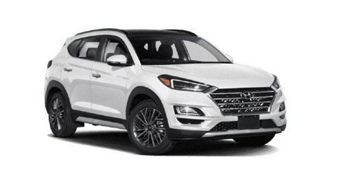 Hyundai Tucson Facelift Model Image