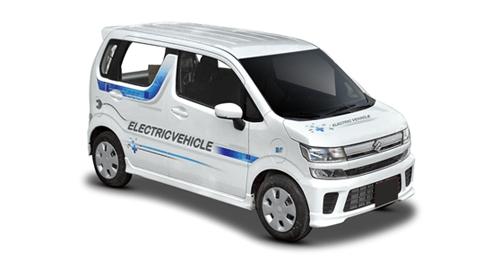 Maruti Suzuki WagonR EV Model Image