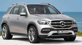Mercedes-Benz New GLE Model Image