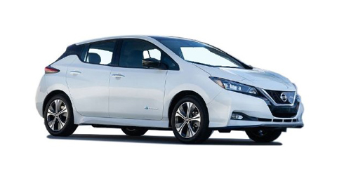 Nissan Leaf Model Image