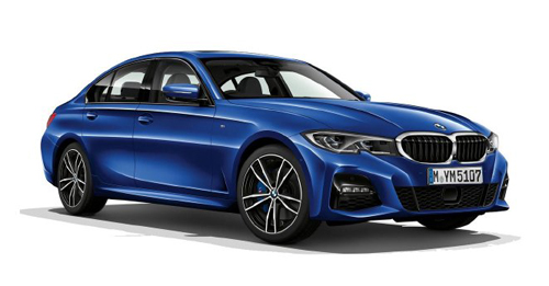 BMW 3 Series Model Image
