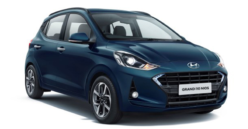 Hyundai Grand i10 NIOS Model Image