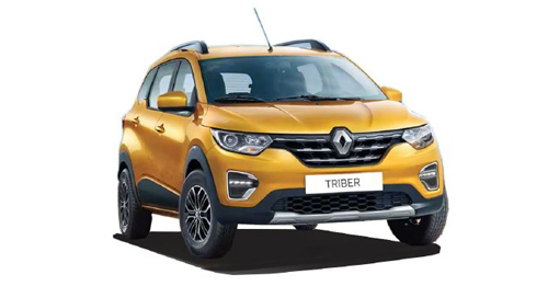 Renault Triber Model Image