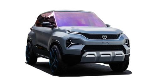 Tata H2X Model Image