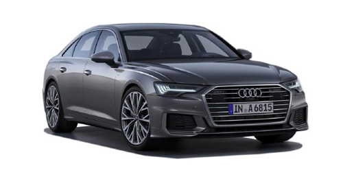 Audi A6 Model Image